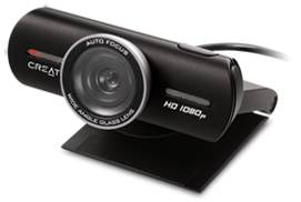 Creative LIVE CAM Socialize HD 1080 Webcam